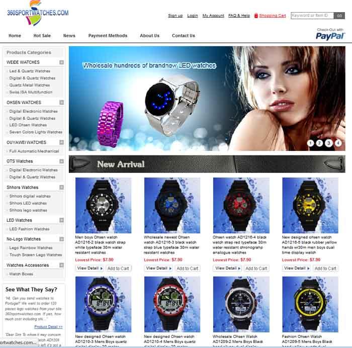 360SportWatches.com