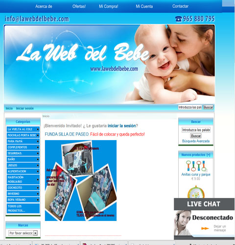 LaWebdelBebe.com