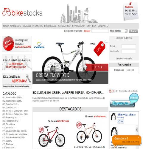 BikeStocks.es