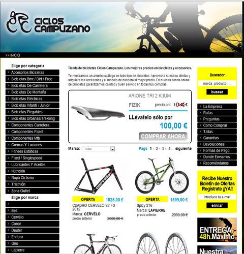 CiclosCampuzano.com