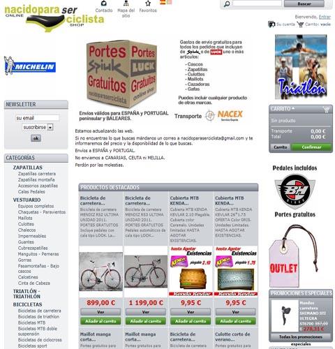 NacidoparaserCiclista.com