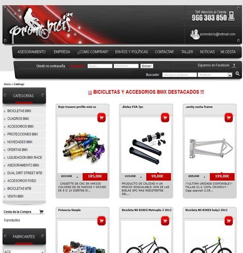 PromoBicis.com