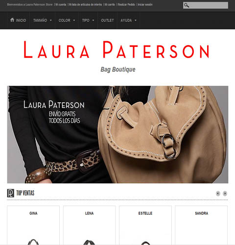 laurapaterson.net