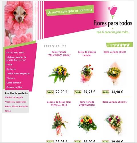 Floresparatodos.com