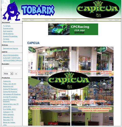 Capicua.info