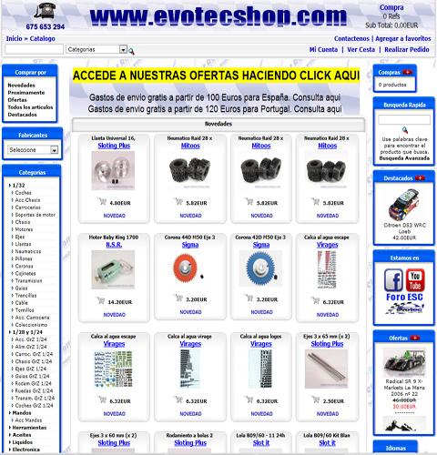 EvotecShop.com