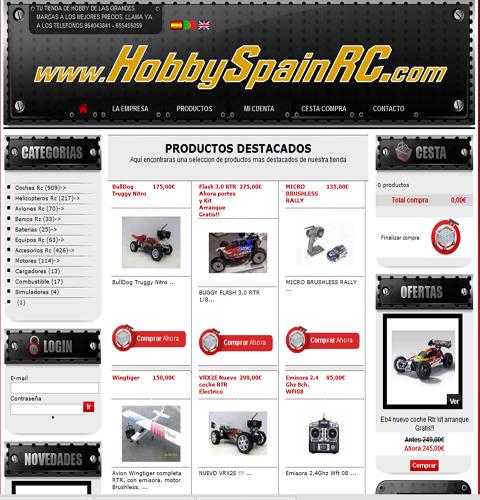 HobbySpainRC.com