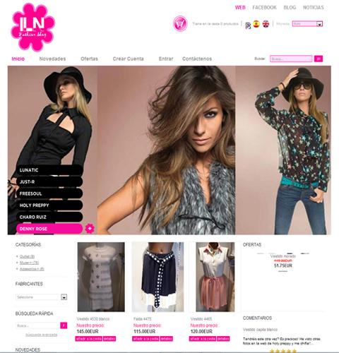 Iln Fashion Shop.com