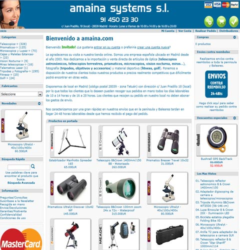 Amaina.com