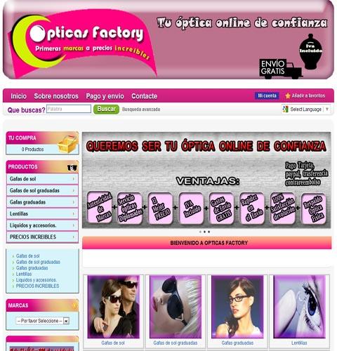 Opticasfactory.com