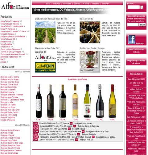 Alforins.com