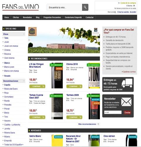 Fansdelvino.com