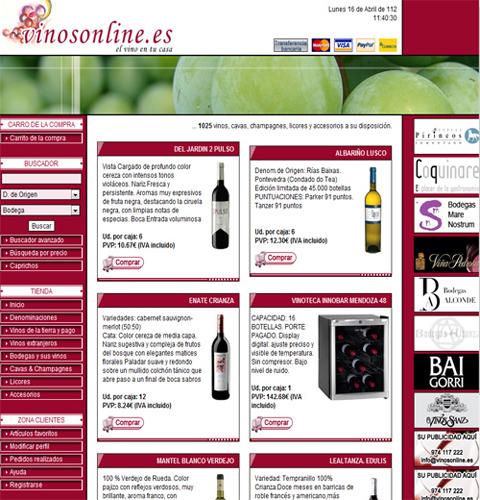 Vinos Online.es