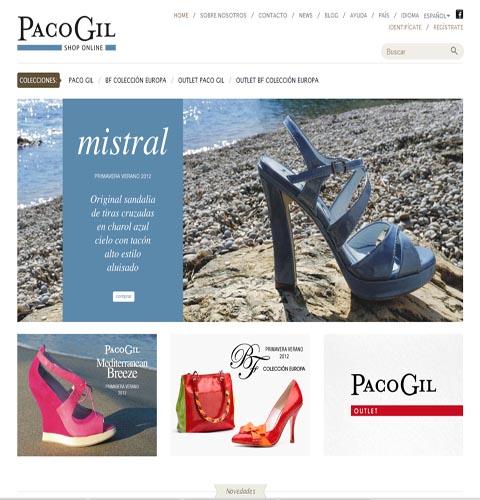 Pacogilshoes.com