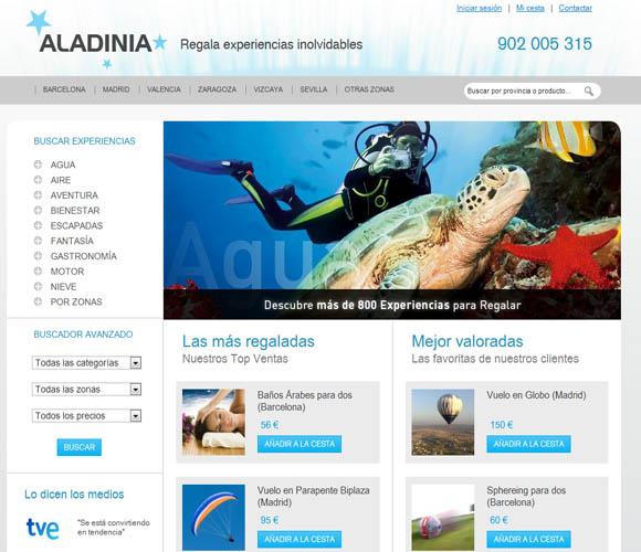 Aladinia.com
