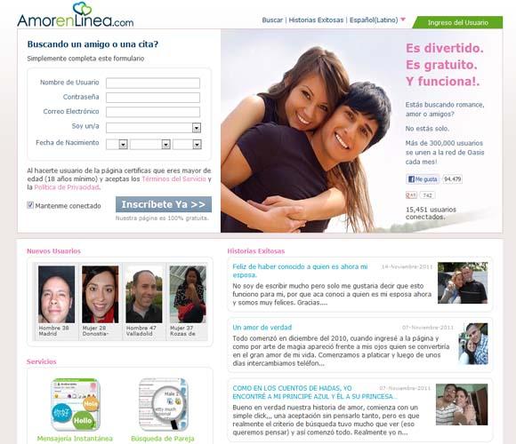 AmorenLinea.com