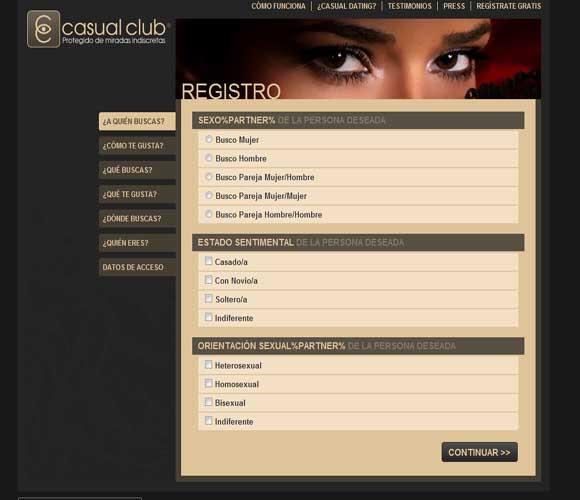 CasualClub.com