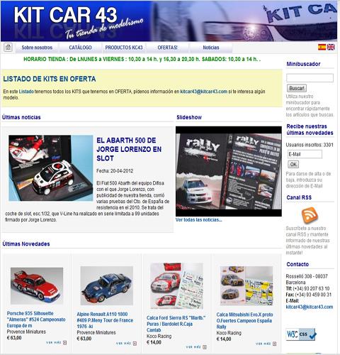 Kitcar43.com