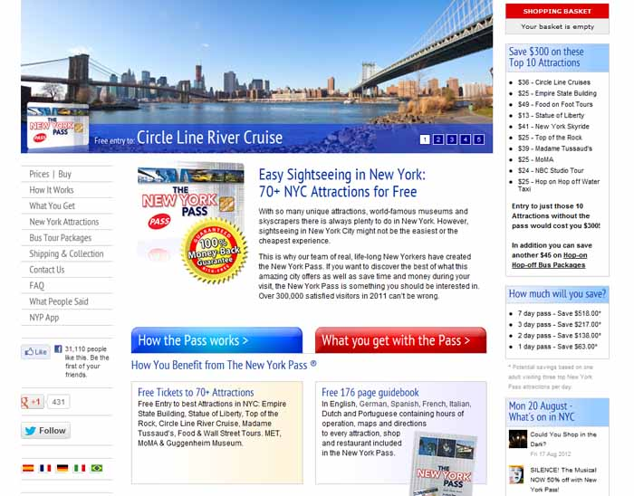 NewYorkPass.com