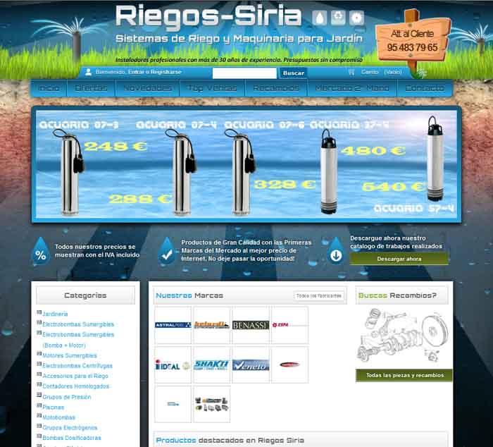 Riegos-Siria.com