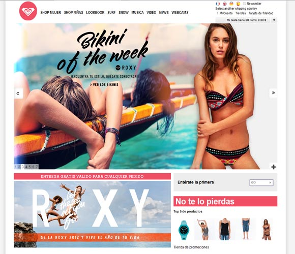 Roxy.com