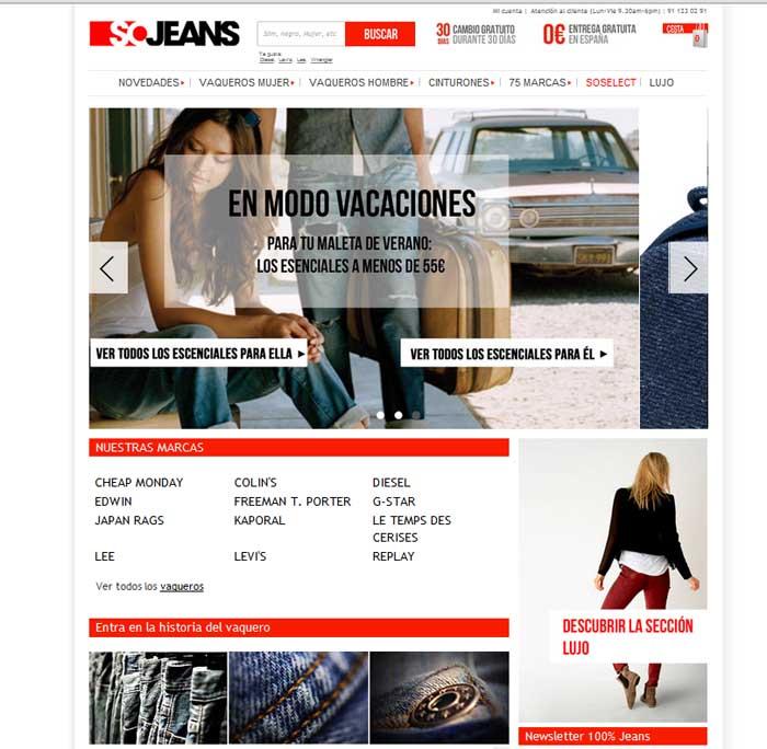 SoJeans.es