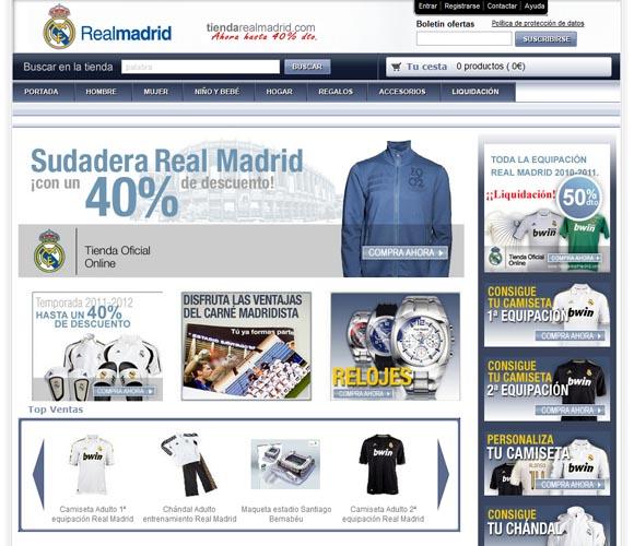 TiendaRealMadrid.com