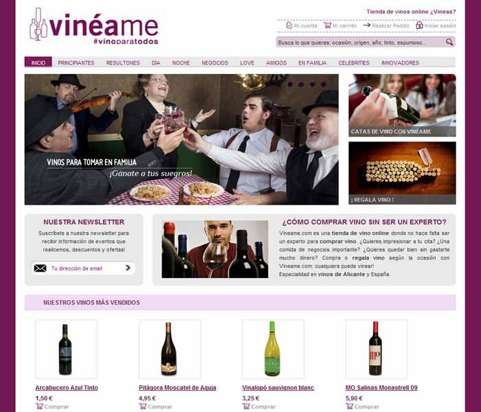 Vineame.com