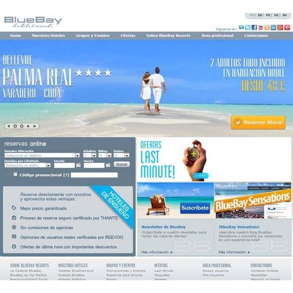Hoteles_Bluebay_CentroShopOnline
