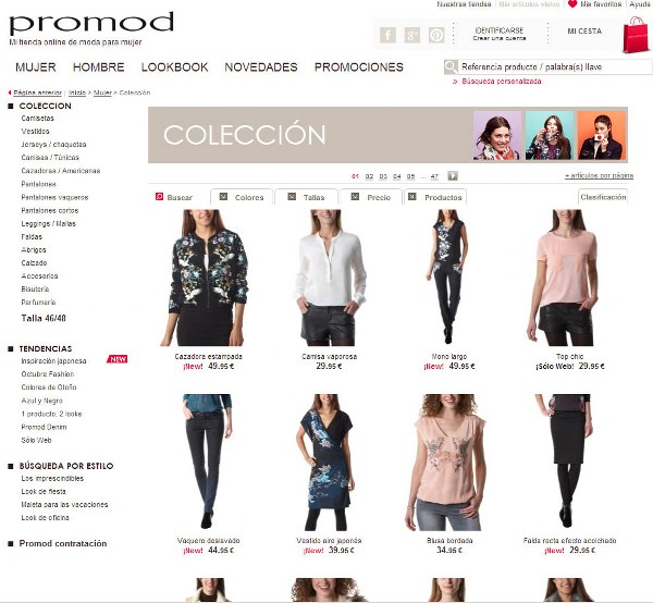 Moda_Promod_CentroShopOnline