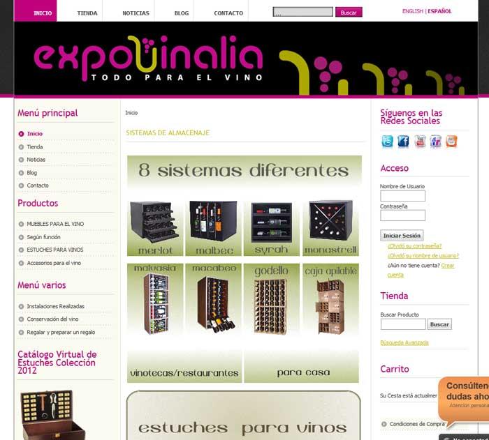 Vinos ExpoVinalia