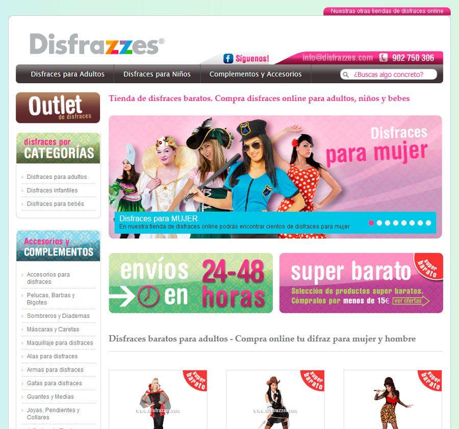 MitiendadeDisfraces Disfrazzes Disfraces CentroShopOnline