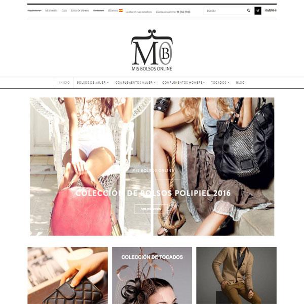 1ef099cc2 ... con los cuales podrás añadir una infinidad de combinaciones y colores a  tu fondo de armario, la mejor tienda online de bolsos en su sector, ...