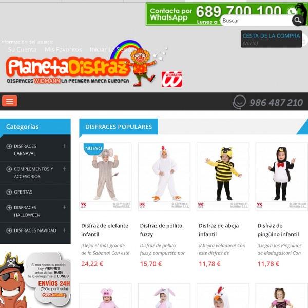 PlanetaDisfraz.com